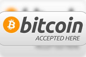 У нас можно рассчитаться Bitcoin!