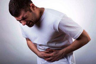 Боли внизу живота слева у мужчин: причины