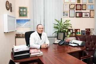 Заслуженный доктор-гепатолог Украины Чорномыз Виталий Дмитриевич — о гепатите