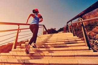 6 причин ежедневно подниматься по лестнице
