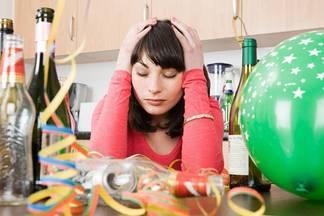 Как не допустить алкогольной интоксикации в новогоднюю ночь?