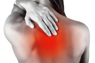 Боль в спине между лопатками: причины