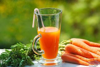 Семь веских причин пить морковный сок