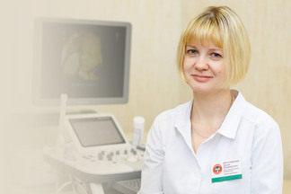 Врач ультразвуковой диагностики: «На УЗИ будущий малыш может улыбаться матери»