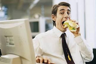 Как похудеть при офисном режиме работы: 8 советов