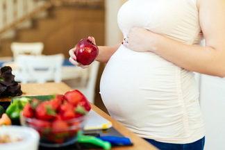 ТОП-10 полезных продуктов для беременных