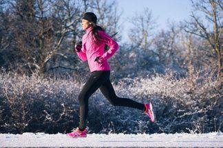 Пробежка в холодное время года: как правильно подготовиться