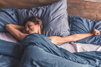 Как настроиться на здоровый сон: советы от МОЗ