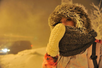Первая помощь пострадавшему от обморожения: что нужно знать