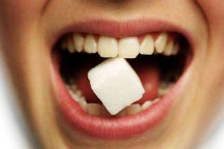 Кисло сладкий вкус во рту