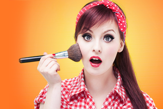 ТОП-7 пагубных бьюти-привычек, или Что можно, а  чего нельзя в повседневном макияже?