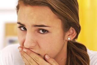 Соленый привкус во рту: причины